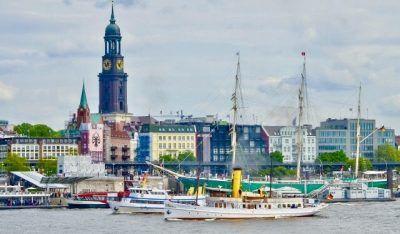Lagerräume im Hamburger Hafen
