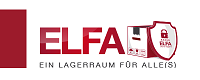 Logo Elfa Selfstorage Berlin