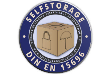 Gütesiegel vom Self Storage Verband