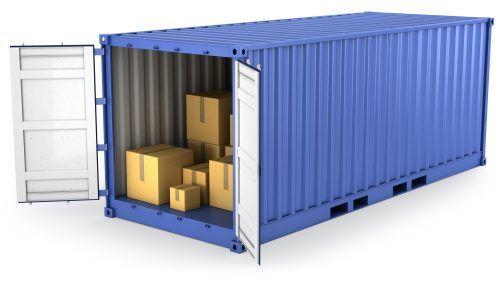 Lagertyp Seecontainer als Lagercontainer nutzen